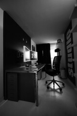 My Office setup - atana studio (Anthony SJOURN) Tags: 2 cinema apple 30 studio design office inch graphic display bureau monitor anthony setup mon dual lcd screens pouces atana macpro sjourn