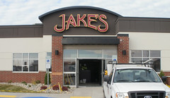 Channel Letters - Jake's Restaurant