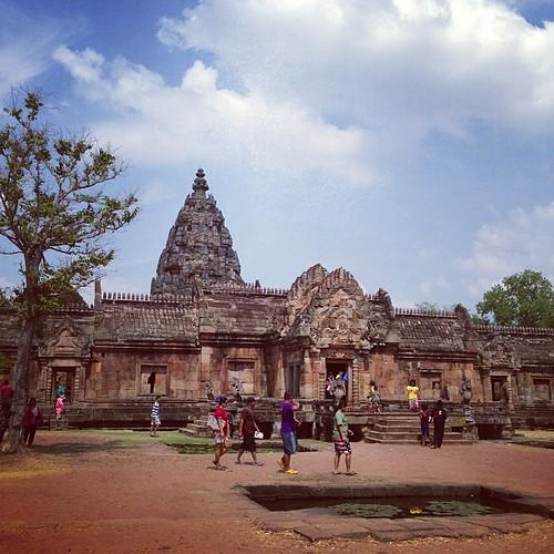 le Phnom Rung, un autre très...