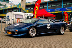 Old but Gold (levivandew97) Tags: old blue water car race de photography italian italia fast levi nostalgic diablo but van lamborghini viva shmee150