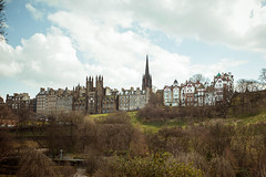 (oscarW.) Tags: uk travel england asian 50mm scotland couple edinburgh 28mm young 5d dslr 70200mm