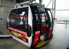 Emirates Air Line Royal Victoria Dock (chrisbell50000) Tags: hello london car dock air royal cable victoria line hong kong emirates airline cablecar gondola chrisbellphotocom