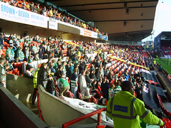 The Bridgford End (lcfcian1) Tags: city nottingham sport forest 1 town football play ground off league yeovil ytfc nffc