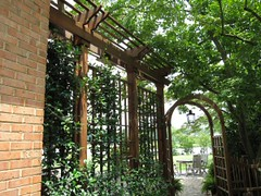 Arbors, Trellises, and Privacy Walls