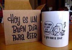 La taza de Aleix Sal ({El Gris}) Tags: cup mugs cups gifts gift mug taza regalo regalos tazas regalitos regalito aleixsal