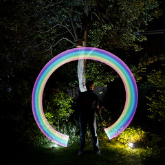 Light Painting Out takes (Paul J Chapman Photography) Tags: light painting
