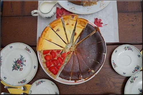 saarländische Kaffeetafel