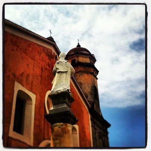 Church, sky #basilicata