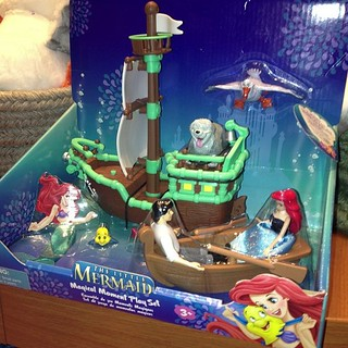 New-TLM Magical Moments Playset
