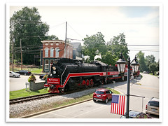 Elevated View (bogray) Tags: train ky locomotive midway steamengine qj 2102 chinesebuilt rjcorman rjc2008