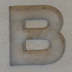 letter B (Leo Reynolds) Tags: b canon eos 300mm 7d letter f80 oneletter iso320 bbb hpexif 0002sec grouponeletter xsquarex xleol30x xxx2013xxx