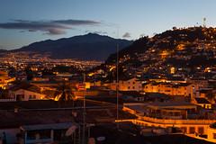 Quito (aluarts) Tags: longexposure rooftop canon quito ecuador nightshot bluehour worldtrip aroundtheworld sdamerika ef2470mm28l 5dmarkii zaidbs