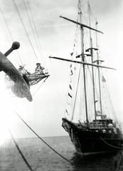 Tall Ships Festival (thanigosky) Tags: film boat lomography ships mast analogue
