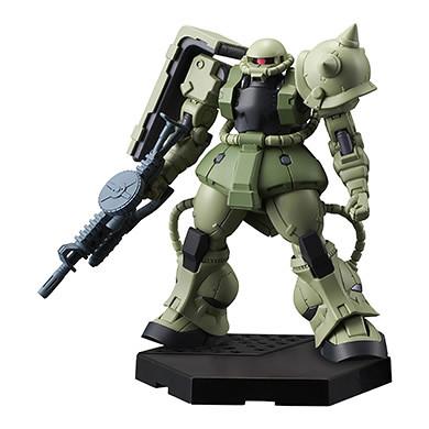挑戰轉蛋模型究極造型!HG-MS機動戦士ガンダム新登場!