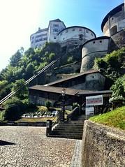 Kufstein Fortress (Crystal Summer) Tags: river austria tirol inn crystal culture kaiser fortress wilder kufstein söll crystalsummer