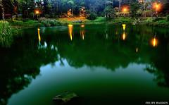 Fim de tarde na lagoa (Felipe-Barros) Tags: verde riodejaneiro lago rj lagoa petrpolis entardecer fimdetarde espelhodgua felipebarros