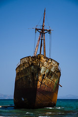 DSC_5229.jpg (-eudoxus-) Tags: nikon flickr ship mani greece shipwreck stranded peloponnese dimitrios 2013 d7000