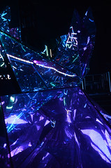 Blue_Crystal (vsquaredlabs) Tags: amanda volcano hamilton visuals visualart experiential grandma2 madrix vellovirkhaus projectionmapping touchdesigner vsquaredlabs 3dprojectionmapping krewella