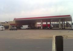 ESSO Servicentro San Pedro II (Losano y Ca S.A.) - Estacin de servicio (EDL-Fune