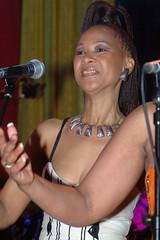 DSCF0389 Julie Mathumjwa (RIP) South African Divas Live at the Shepherds Bush Empire London (photographer695) Tags: london bush julie african live south rip empire divas shepherds mathumjwa