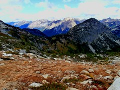 Maple Pass Loop (Frisco Mountain, Washington)