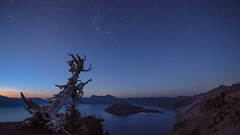 Twilight 4-X3.jpg (bayborahan) Tags: travel blue sky usa lake tree slr nature night oregon digital america sunrise stars landscape island photography dawn lights star volcano us photo nationalpark twilight nikon unitedstates space unitedstatesofamerica fineart hill peak astro hills nighttime photograph crater caldera astrophotography processing pacificnorthwest northamerica craterlake nightsky states bluehour peaks dslr volcanic cosmos wizardisland constellation d800 postprocessing starscape travelphotography thestates nauticaltwilight thefella starphotography conormacneill thefellaphotography