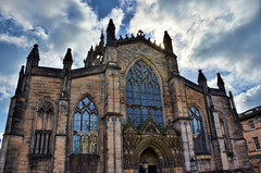 St Giles' Cathedral, Edinburgh