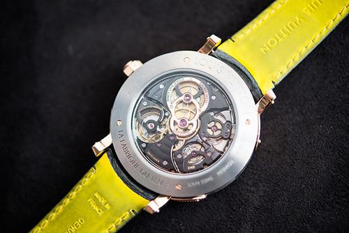 Часы Escale Worldtime от Louis Vuitton