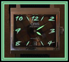Oris Specialty Watch #1 (Shots #34). (like jazz) Tags: tripod remote d10 oris mll3 swisswatch nikond90 tokina100mmmacrof28