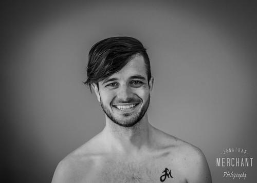 Josh - Black & White