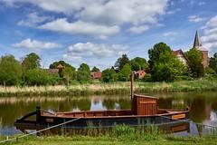 Maria Magdalena am Elbe-Lübeck-Kanal (MKallweit) Tags: deutschland landschaft schleswigholstein elbelübeckkanal herkunft berkenthin rundumberkenthin