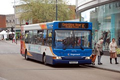 7 May 2015 Exeter (27) (togetherthroughlife) Tags: bus k may devon exeter stagecoach 2015 34776 px55eff