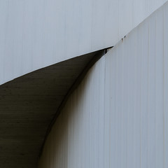 Schauspielhaus Detail #6 (USpecks_Photography) Tags: abstract architecture theater architect minimalism dsseldorf modernarchitecture schauspielhaus contemporaryarchitecture bernhardpfau