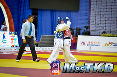 Mundial de Taekwondo: Chelyabinsk 2015 (día 4)