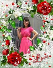 กรอบรูปดอกไม้ Picture 3