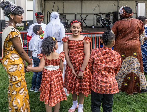 THE BEST DRESSED PEOPLE AT AFRICA DAY 2015 [FARMLEIGH HOUSE IN DUBLIN] REF-104465
