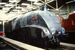 19 (hugh llewelyn) Tags: dintingrailwaycentre lnergresleyclassa4462no19bittern alltypesoftransport