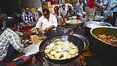Public Cooking Old Delhi DSC_6468 (JKIESECKER) Tags: india newdelhi olddelhi people streetscenes cir citylife cityscenes