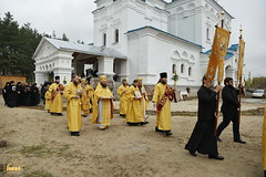 58. The Laying of the Foundation Stone of the Church of Saints Cyril and Methodius / Закладка храма святых Мефодия и Кирилла 09.10.2016