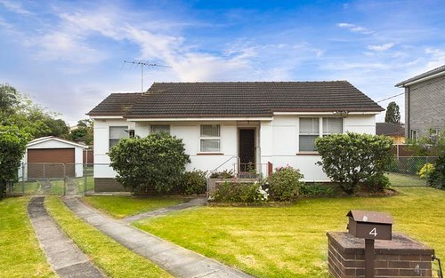 4 Parana Avenue, Revesby NSW 2212