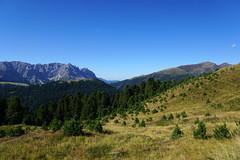 Maurerberg Wanderung (4) - Sdtirol (okrakaro) Tags: maurerberg wanderung sdtirol sanktmartininthurn gadertal pustertal dolomiten hiking mountains landscape nature blue sky blauer himmel italien september 2016