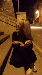 007 (violalontano) Tags: persone ritratti borghi romagna bertinoro sigaretta fumo