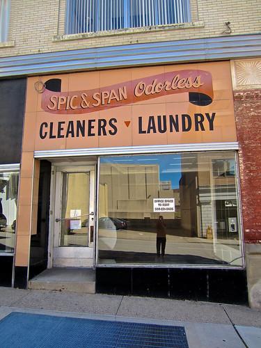 Spic & Span Cleaners, Wheeling, WV