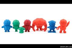 """Fancy Fluffy"" keshi group (chogokinjawa) Tags: chihirotakigawa fancyfluffy mokos keshi keshifigure keshigomu japanesetoy japan japanesekeshi japanesekeshigomu rubberfigure rubbertoy minifigure minifig minifigures monochromaticfigure monochromaticfigures toy toyphotography jouet figure nikond90 nikon nikondslr micronikkor60mm micronikkor60mmf28"