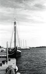 Another Tall Ship (Bill Smith1) Tags: believeinfilm berggerbrf400 billsmithsphotography d7611 harbourfront heyfsc nikkoraislenses nikonfm2n october2016 toronto filmshooterscollective