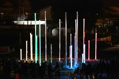 Piazzale Marconi, la rotonda luminosa (19) (Comune di Reggio Nell'Emilia) Tags: piazzale marconi rotonda reggioemilia inaugurazione