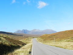 An Teallach (3,484ft), Highlands of Scotland, Oct 2016 (allanmaciver) Tags: an teallach mountain range majesty splendour munro highlands scotland moor autum chill colours browwn burnt weather clouds road peaks climb allanmaciver