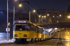 Tram train (Rivo 23) Tags: tatra t4dm tram sofia bulgaria