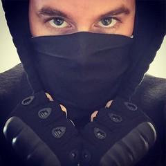 IMG_3921 (ajxp) Tags: maskfetish glovefetish gearfetish maskedrobber gayfetish