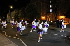 Salisbury Carnival 2016 (Crisp-13) Tags: salisbury carnival wiltshire male majorettes cheerleader short skirt man men